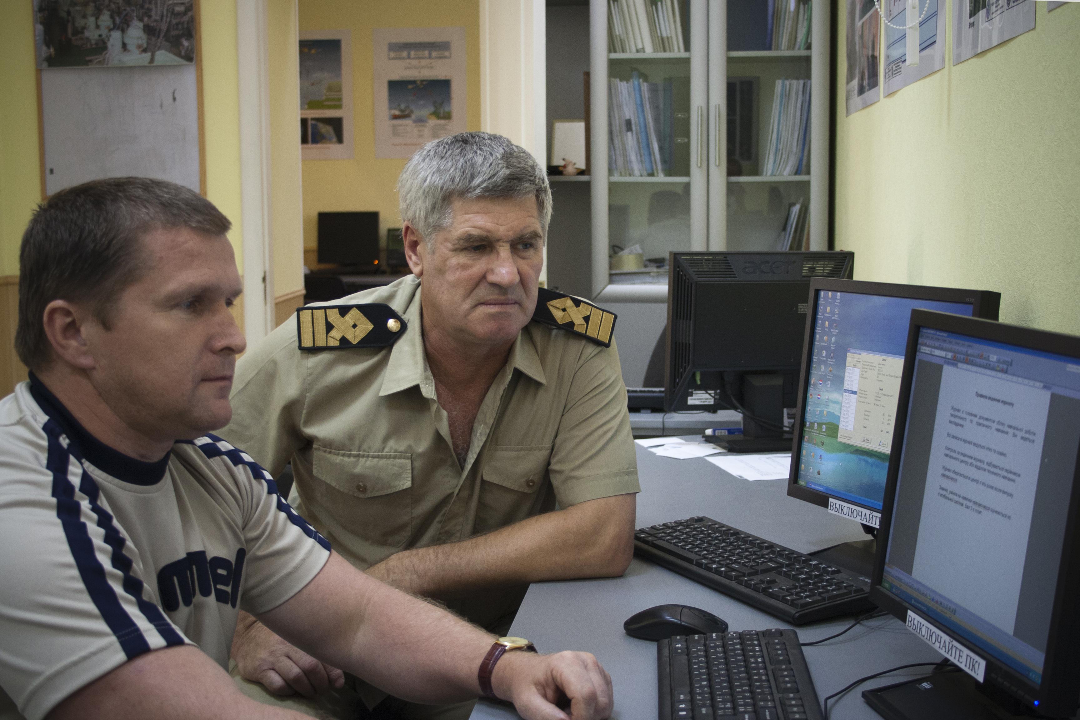 Лупіка Анатолій Семенович – механік 1 розр., фахівець КПК ДІ НУ «ОМА»