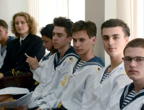 Дунайський інститут в фіналі «Морського справи»