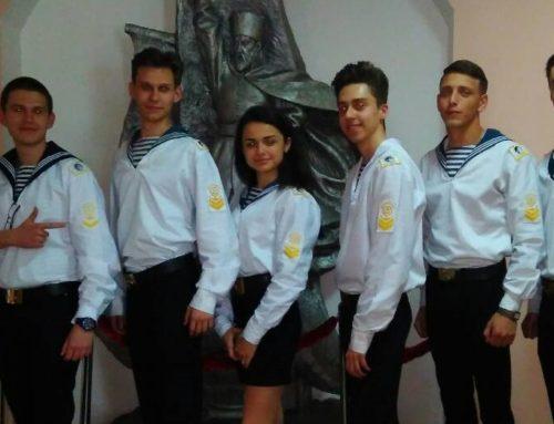 Курсанти Дунайського інституту  взяли участь у конкурсі «Морська справа»