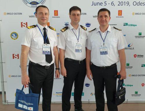 """Міжнародному форумі """"Освіта, підготовка та працевлаштування моряків"""""""