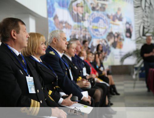 В пятницу, 13 декабря, на Измаильском морском вокзале состоялась Х Международная научно-практическая конференция «Современные подходы по высокоэффективному использованию средств транспорта»