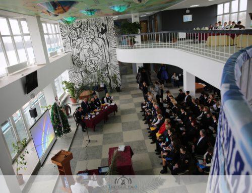 Масштабная морская конференция: в Измаиле обсуждают вопросы подготовки моряков