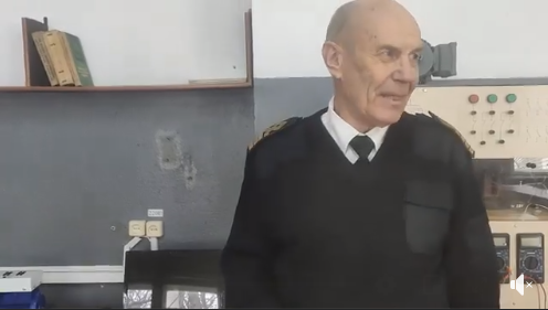 Електротехнічна лабораторія кафедри інженерних дисциплін ДІ НУ «ОМА»