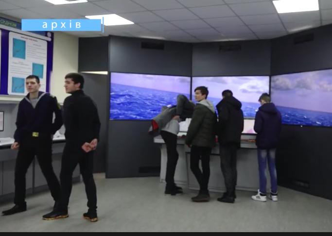 В ДІНУ «ОМА» з'явився новий інтерактивний кабінет